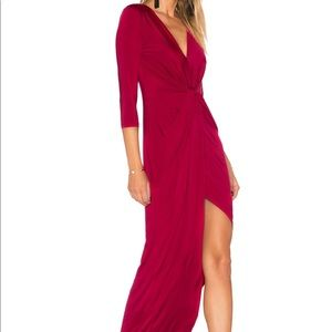 Lovers and friends maxi dress sz small